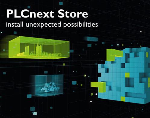 Phoenix Contact PLCnext Store